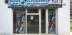 La nuova sede di Nuovo Punto Sicurezza a Bracciano